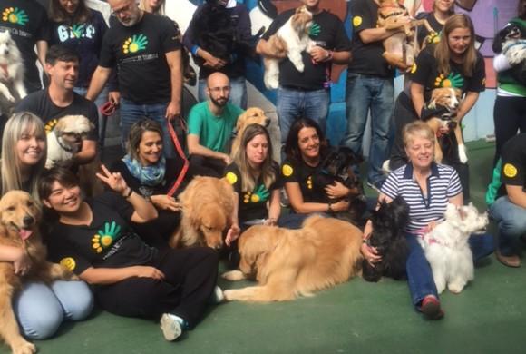 Encontro Cão Terapeuta – Maio 2016
